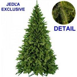 Vianočný stromček - Jedľa 3D EXCLUSIV 220 cm